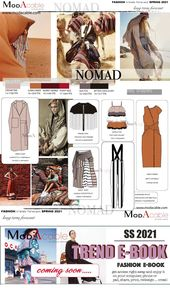Spring 2021 fashion trends forecast Весна 2021 тренды моды