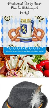 Oktoberfest Party Ideas- Plan An Oktoberfest Party! – Oktoberfest