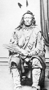 Cheyenne-Krieger