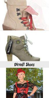 Dirndl Shoes – Oktoberfest Outfit