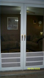 How To Protect Your Screen Doors From Dog Nails Screen Door Screen Door Protector Sliding Screen Doors