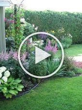 Photo of 33 Best Backyard Landscaping Flower Decor Ideen für Sie #backyardlandscaping #la …