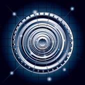 Future network, internet, technology image. – Stock Vector , #Ad, #internet, #network, #Future, #technology