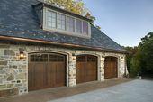 25 Garage Door Design Ideas