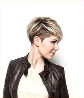 Hairstyles 2020 medium long asymmetrical bob cut back of the head