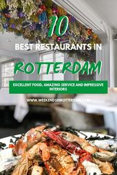 12 Eating places in Rotterdam that you must go to not less than as soon as!