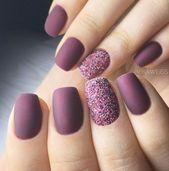 GoldFinger Gel Glam Prêt-à-porter Gel Maniküre MATTE BABY PINK 24 Nägel Mit Pink Gel Kleber und Stick   – Nails