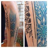"""Image guérie! #dotwork #dotworkers #dotworktattoo #mandala #mandalatattoo # …   – Tattoo ideas"