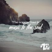 VisualStatements®️海洋のro音は魂への音楽です。 Sprüche/ Zitate