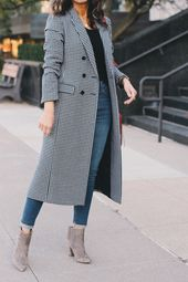 Effortless and chic Fall outfit