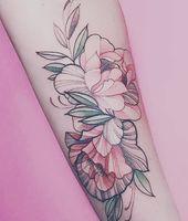 #rosen #rosetattoo #tattoogirl #tattoart #inspiration