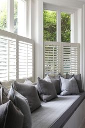 Image result for modern bay window seat
