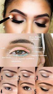 How To Applying Eye Shadow Like A Pro?   Nisadaily.com