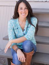 Our Favorite Joanna Gaines Pictures From Fixer Upper