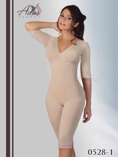 """""""Salome"""" Post-Surgical Resting Girdle with Sleeves. Rf #0528-1"""