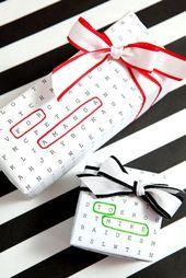 5 Creative Ways to Wrap Presents