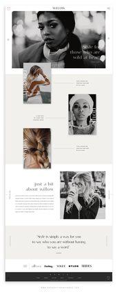 Customzing an Interior Design Website Template Sho…