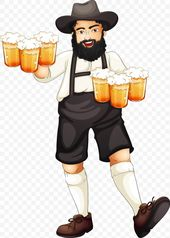 Beer Cartoon Character – Oktoberfest Munich Royalty-free Stock Photography PNG -…