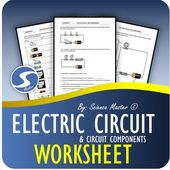 Members Only Science Worksheets 4th Grade Science Circuits Science