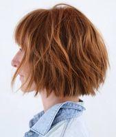 erstaunliche Choppy Bob Frisuren für kurze und mittlere Haare 2018 #choppybobhaircuts erstaunliche Choppy Bob Frisuren für kurze und mittlere Haare …