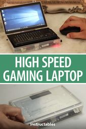 High Speed Gaming Laptop