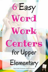 6 Straightforward Phrase Work Actions that Make Higher Spellers