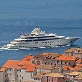 Beautiful view of the luxury yacht. #yachtcharter #yachting #charter #taylordyac…