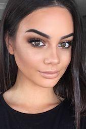 42 besten natürlichen Make-up-Ideen für jede Jahreszeit,  #beautyhackmakeup #besten #für #Jah…