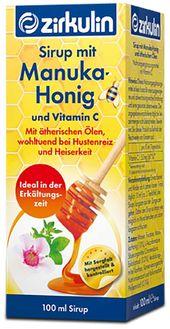 Zirkulin Sirup Mit Manuka Honig Manuka Honig Honig Honigsorten