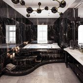 32 luxury bathrooms and tips you can copy from the…