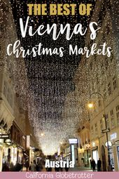 Guide to Vienna's Christmas Market
