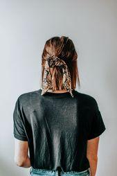 #short hair styles 3 Hairstyles For Short Hair – Easy Ideas | Oh Darling Blog