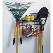 Comment Optimiser L Espace Dans Le Garage Outils Jardinage
