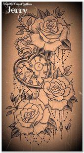 niedliches kleines Handgelenks-Tattoo, Taillen-Tattoos für Frauen, bestes Tattoo für das Hand…