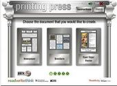 A Good Tool to Create Classroom Newspapers and Brochures