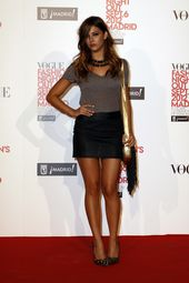 el photocall de Vogue Fashions Night Out: Ursula Corberó