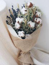 Comment faire un bouquet de fleurs séchées ? – Le tuto de Mon Magasin Général