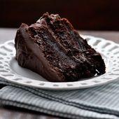Der erstaunlichste Schokoladenkuchen & Schokoladenkokos-Käsekuchen, den Sie jemals haben …