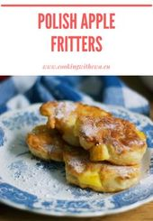 Delicate fluffy Polish apple fritters – ideal for breakfast brunch or as an afte…   – CHRISTMAS T SHIRTS