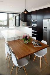 Moderne Küchenschränke für ein elegantes und gl…