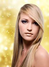 Glatte Haare Beautiful Schöne Frisuren Für Glatte Haare Bilder