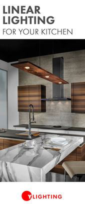 These modern linear lighting designs are bold enou…