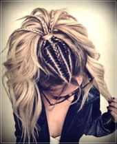 Romantic hairstyle and styling, braided hairstyle, long hair, updos, … – – Romantic hairstyle and styling, braided hairstyle, long hair, …
