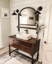 ✔️ 91 belles décorations de salle de bain Comment transformer votre salle de bain en une oasis de santé 71
