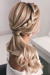 Photo of 24 Pony Tail Hairstyles Wedding Party Perfect Ideas | Wedding Forward