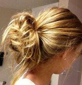 # alltäglich #curlyhairstyleseveryday #simple #styles # for - #alltaglich #cur