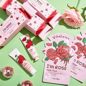 I'm Rose Mask & Handcreme Geschenkset – Holiday 2019 Collection
