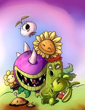 The Plant Team By Call Me Fantasy Grafika