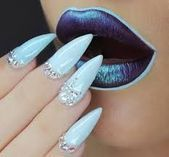 #babyblue #blue #fashion #ideas #lipstick #nage    – quotes