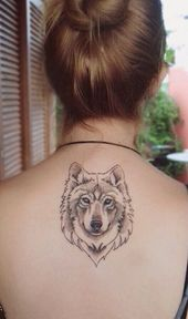 My new wolf tattoo , loving it ! – #beto #loving #tattoo #wolf